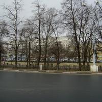 Н. Новгород - Площадь Максима Горького