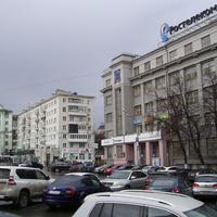 Н. Новгород - На площади Максима Горького