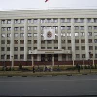 Н. Новгород - Ул. М. Горького - Здание ГУ МВД