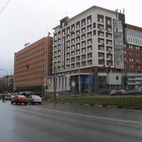 Н. Новгород - На ул. Максима Горького