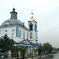 Казанская церковь в Сасово