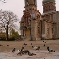 город Измаил, улица  Шевченко