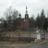 Ушаки. Церковь Николая Чудотворца