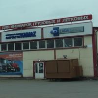 Ям-Ижора, магазин автозапчастей