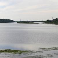 Река Исакогорка