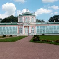 Музей-усадьба Кусково. Большая каменная оранжерея