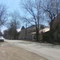 На улицах Нытвы.