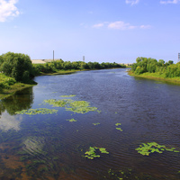 Река Заостровка