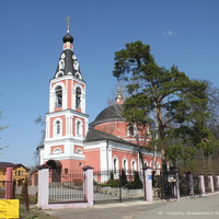Церковь Михаила Архангела в Белоусово