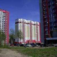 Н. Новгород - На Бульваре 60-летия Октября