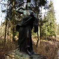 Скульптура Ниобиды