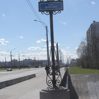 ул. Дыбенко, Мост Дыбенко