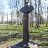 Памятник Сергею Есенину в одноимённом парке