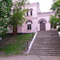 Станция Сердюковка построенная в 1911 году.