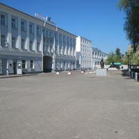 Восточная проходная Ижстальзавода