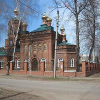 Церковь Ксении Блаженной