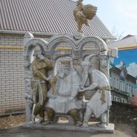 Царь Дадон из сказки Пушкина