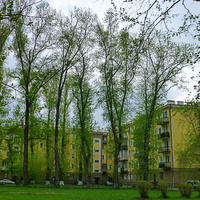Новокузнецкий дворик