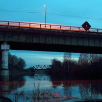Шуйские мосты. Лихушинский мост, железнодорожный мост