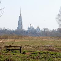 Воскресенский собор, вид с Юрчакова.