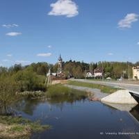 Мост через реку Десна