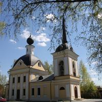 Церковь Троицы Живоначальной в Мартемьяново