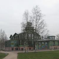 Дача Ю.Ю. Бенуа- детский творческий центр