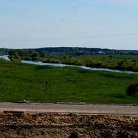 Хопёр Строительство нового моста