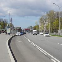 Приморское шоссе.