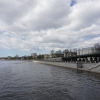 Река Большая Невка.