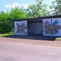 Калиновка (хутор). Со стороны Цветково.
