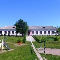 Школа села Теклино.