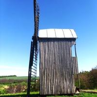 Ветряная мельница 1907 года.
