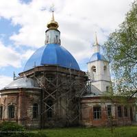Церковь Покрова Пресвятой Богородицы в Омофорово