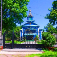 Преображенская церковь 1710 г