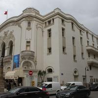 Тунис. Муниципальный театр.