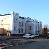 """Вокзал """" Мценск""""."""