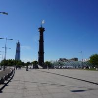 Набережная парка 300 летия СПБ.