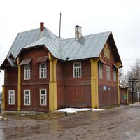 Жд.вокзал, г.Кувшиново