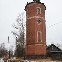 Водонапорная башня, г.Кувшиново