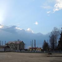 Торговая площадь г.Кувшиново