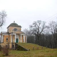 Церковь в Прямухино