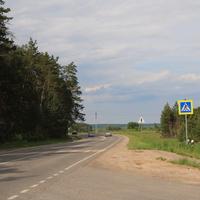 Посёлок Озёры, Акатьевское шоссе