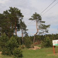Посёлок Озёры, окраина