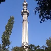 Алматы. Телебашня на Көк-Төбе