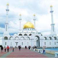 """Астана. Мечеть """" Нур-Астана"""""""