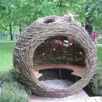 Проект «Гнездо»-Гнездо в композиции как символ дома, благополучия и счастливой семейной жизни.