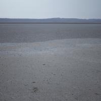 Кебили. На озере Эль-Джерид.