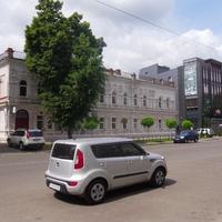 Еврейская гимназия 1910 г,сейчас Детская художественная школа имени Данила Нарбута.