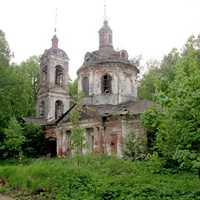 Козохово. Храм Казанской иконы Божией Матери.